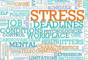 Stress from Job and Work
