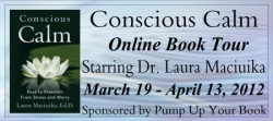 Conscious Calm Virtual Book Tour