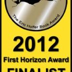 Conscious Calm – Finalist, Hoffer Book Award 2012