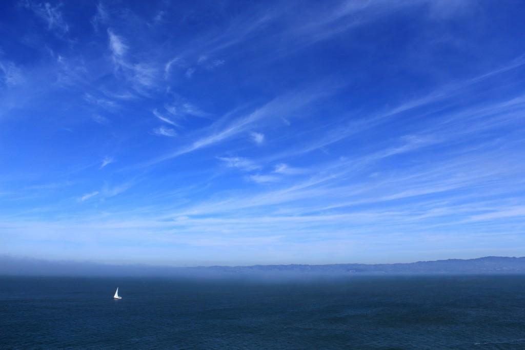 Blue Open Sky